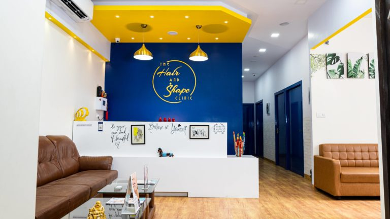 Hair And Shape, Mumbai- Clinic Review